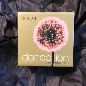 Benefit Dandelion Blush NEW Full size .25 oz